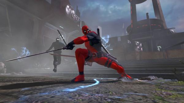 Deadpool Game Imagem