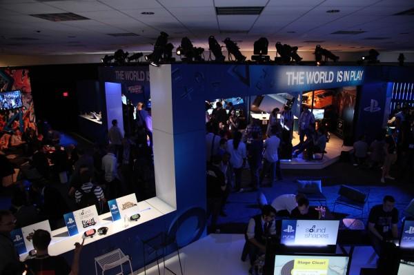 E3 2013 Sony