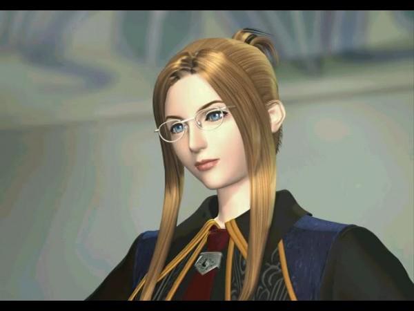 Final Fantasy VIII Quistis