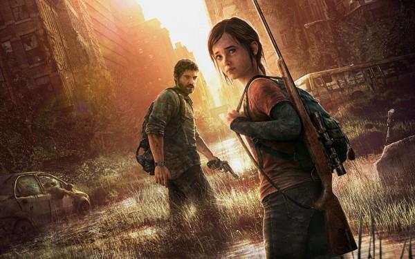 The Last of Us - Key Art - Joel e Ellie