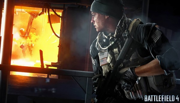 Battlefield 4 Single Player Screenshot