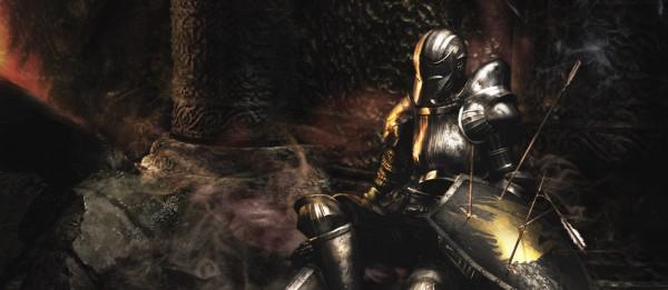 Demon's Souls Knight