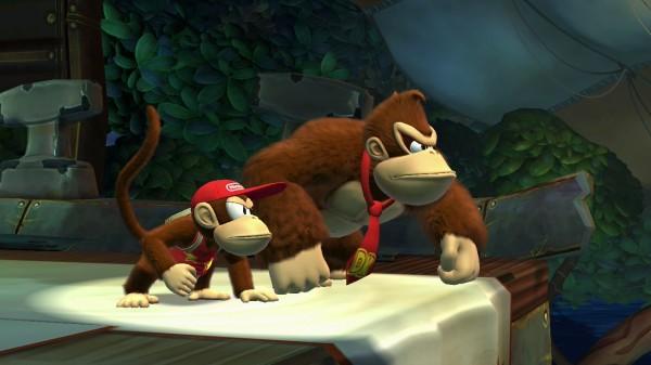 Donkey Kong Country Wii-U