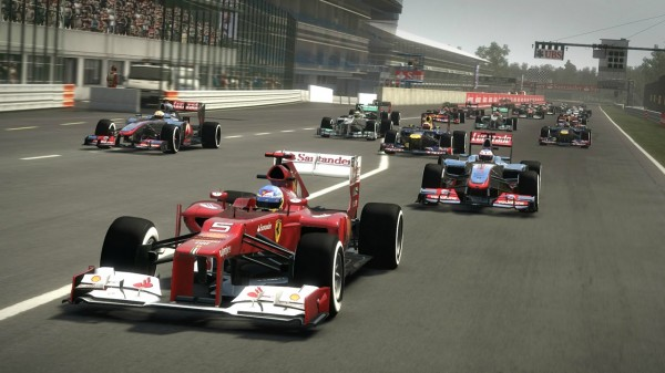Formula 1 2012 Game Screenshot