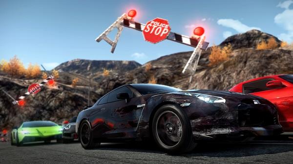 Need For Speed Hot Pursuit Gamescom Screenshot