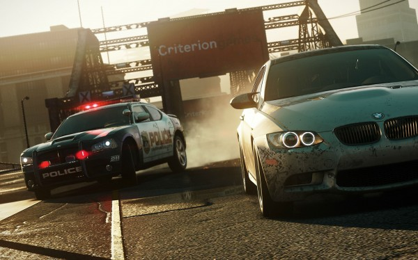 Need For Speed Most Wanted Pursuit Screenshot