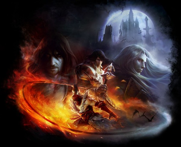 Castlevania - Lords of Shadow - Mirror of Fate - Artwork