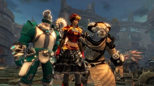 Guild Wars 2 - Dragon Bash Screenshot