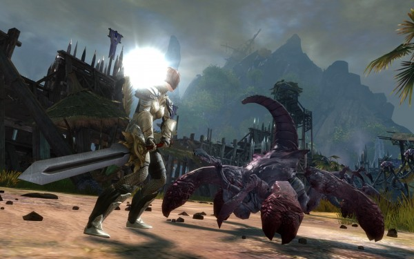 Guild Wars 2 - Keep the Peace