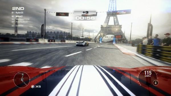 GRID 2 Paris Race