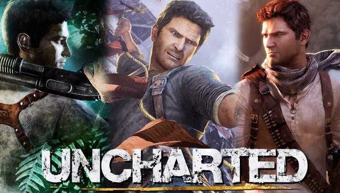 Uncharted - Trilogia - Imagem