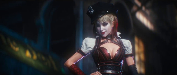 Batman Arkham Knight - Harley Quinn
