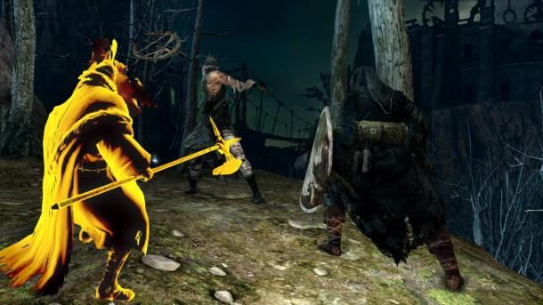 Dark Souls II - Heirs of the Sun Covenant