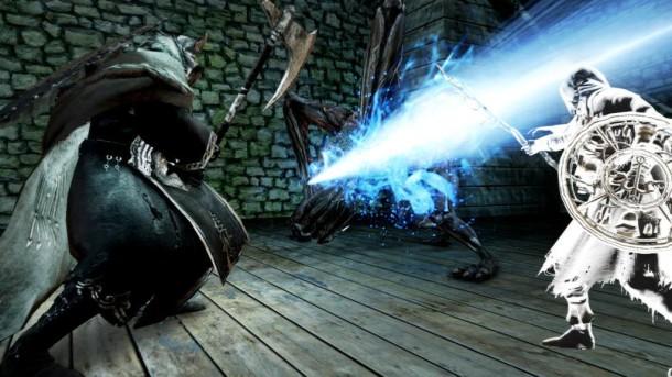 Dark Souls II - Summoning