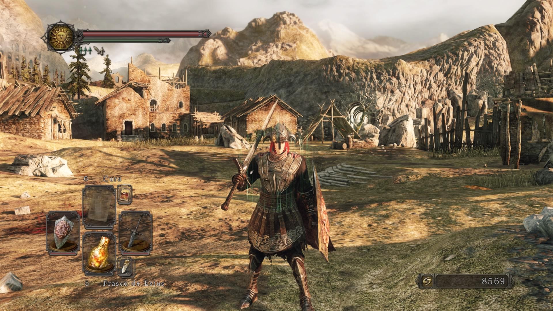 Dark Souls II - Localização e Análise da build Drangleic/Knight ...