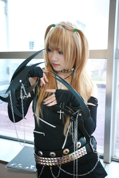 Misa Amane Cosplay - Death Note - Por Iori Cosplay 18