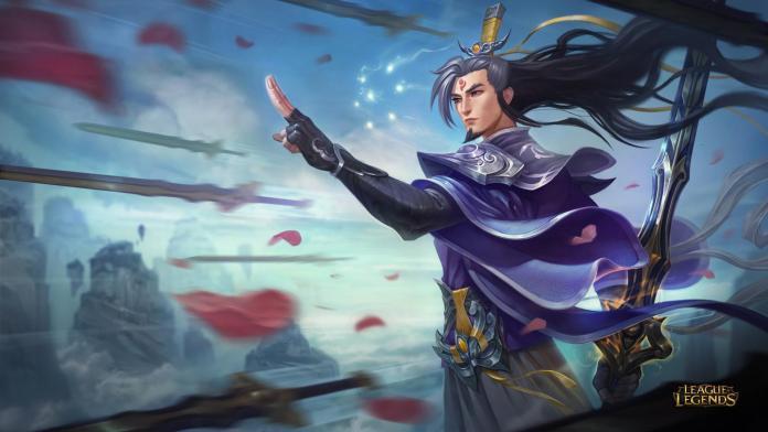 League of Legends - Master Yi Espada Eterna
