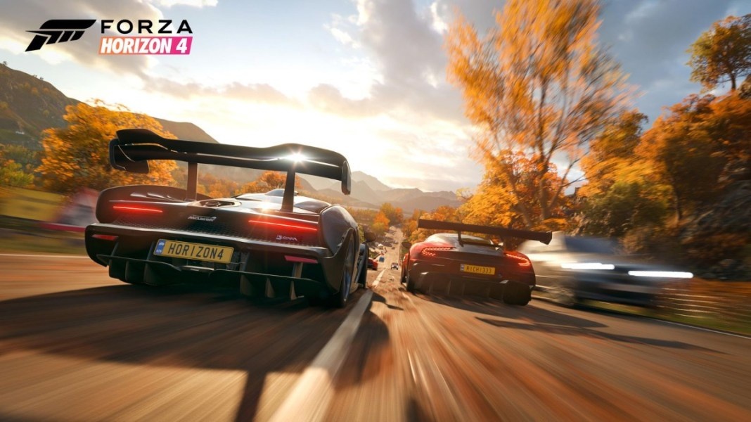 Forza Horizon 4 Screenshot