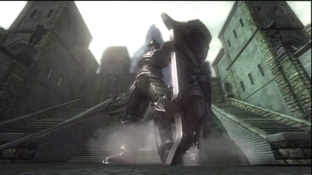 Demon's Souls Tower Knight no PS3