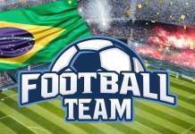 Football team Banner