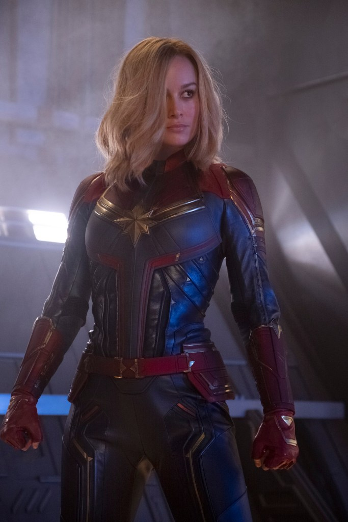 Captain Marvel on Selective Memory
