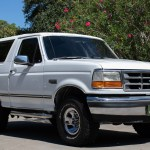 Used 1992 Ford Bronco Xlt For Sale 16 995 Select Jeeps Inc Stock A80743
