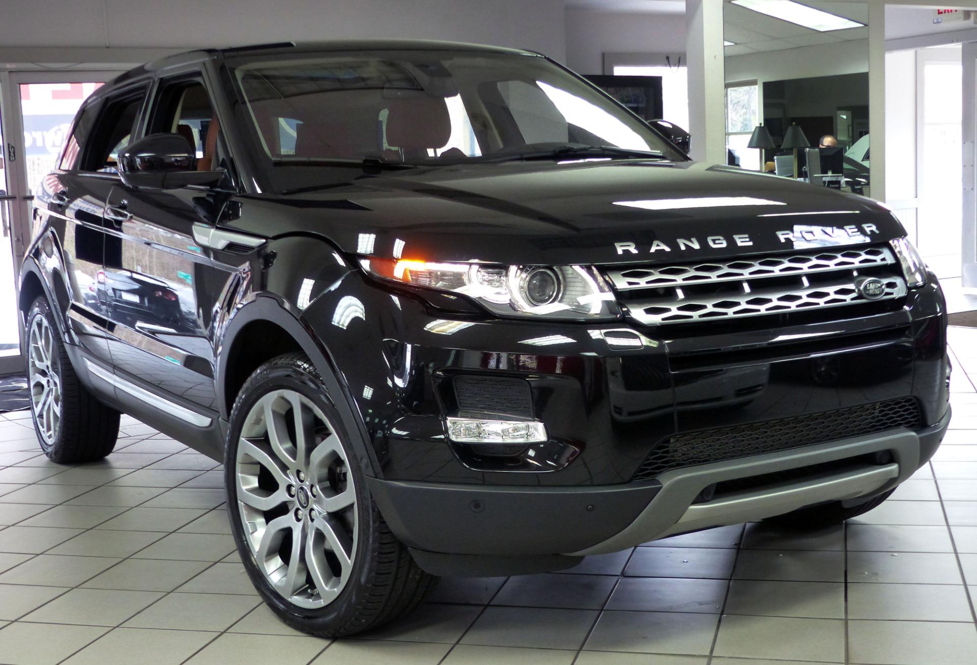 Used 2015 Land Rover Range Rover Evoque Prestige