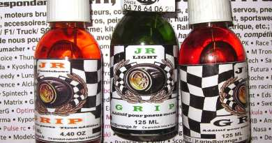 JR Grip additive