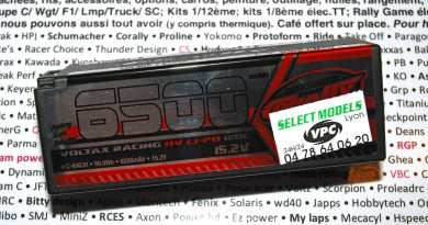 Corally 4S 120c 15.2V 5mm