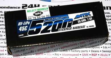 Lipo antix 5200 stick