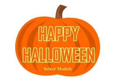 Promo semaine d'Halloween