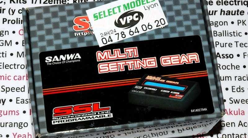 Sanwa multi setting gear ssl