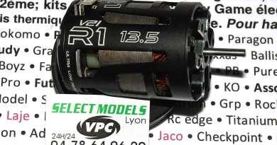 Moteur R1 V21 13.5T