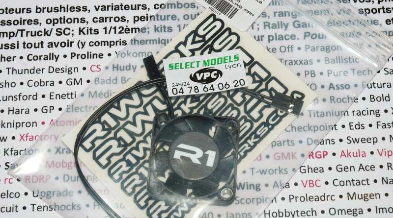 Ventilateur R1 40*40mm