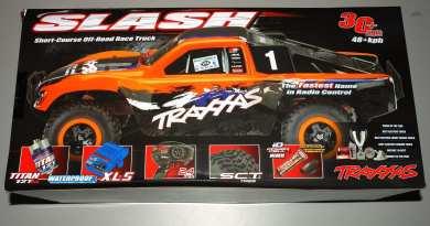 Slash Traxxas 1/10 SC