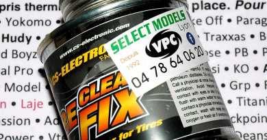 Tire Clean Fix CS
