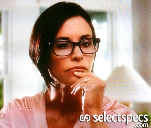 Courtney Cox Sexy Glasses In Scream 4 Selectspecs
