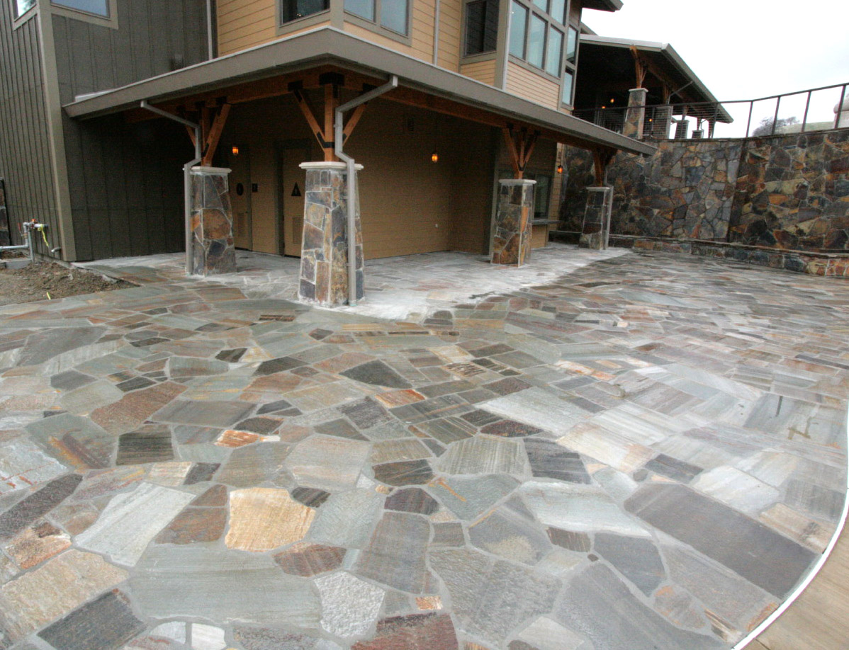 Quartzite Flagstone Select Stone