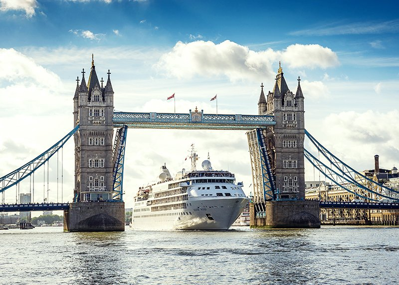 SILVERSEA PARTNERS WITH ROYAL CARIBBEAN