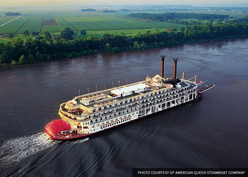 TOP 5 RIVER THEME CRUISES