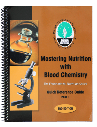 Mastering Nutrition with Blood Chemistry