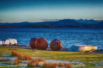 Badentarbet balls near Achiltibuie