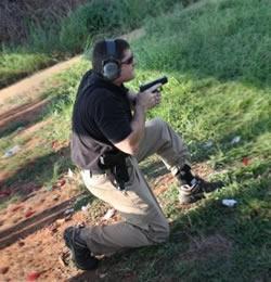 Tactical Pistol Training Madison Huntsville Alabama