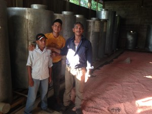 Isidro and his sons