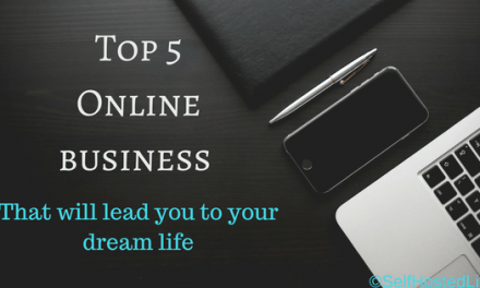 Top 5 Online Business Ideas Google is Begging You to steal