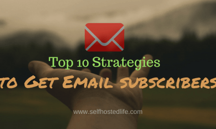 Get Your First 500 Email Subscribers in 15 Days | Top 10 strategies