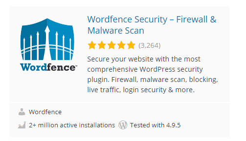 Wordfence WordPress Plugins