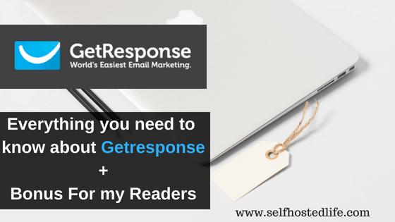 GetResponse Email Marketing 2018 | In depth Review and Comparison + (Bonus)
