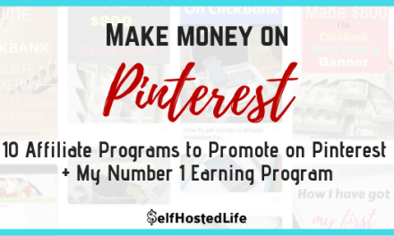 10 Affiliate Programs to Promote And Make Money On Pinterest