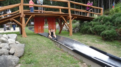 Bobsleigh Harrachov